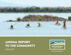 Sonoma Land Trust Annual Report 2017