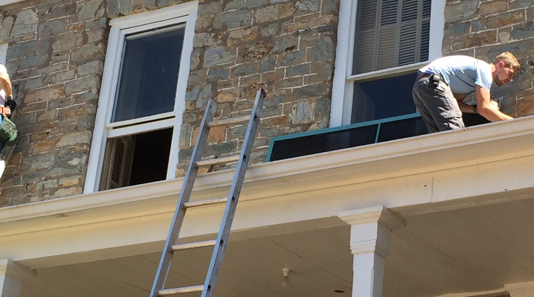 Building-and-Installing-Screens-at-Glen-Oaks-Ranch
